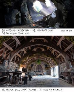 Annora's cave & Village hall