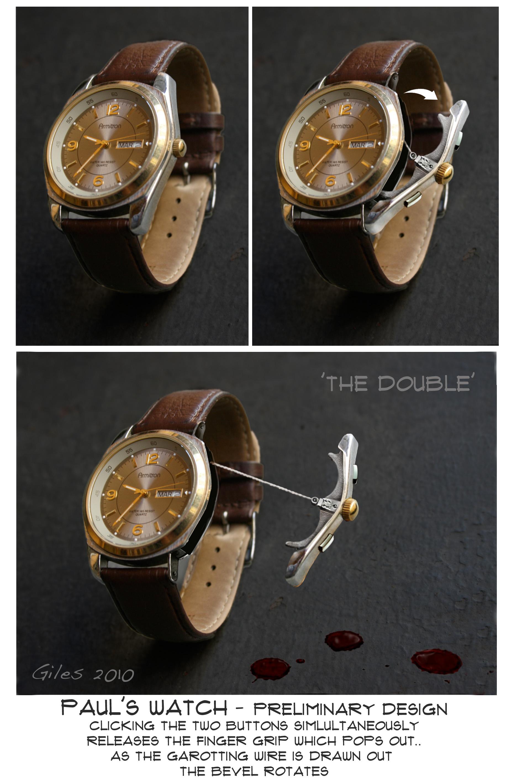 Paul's Watch Concept