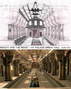 Int. Palace Grand Gallery, Concept