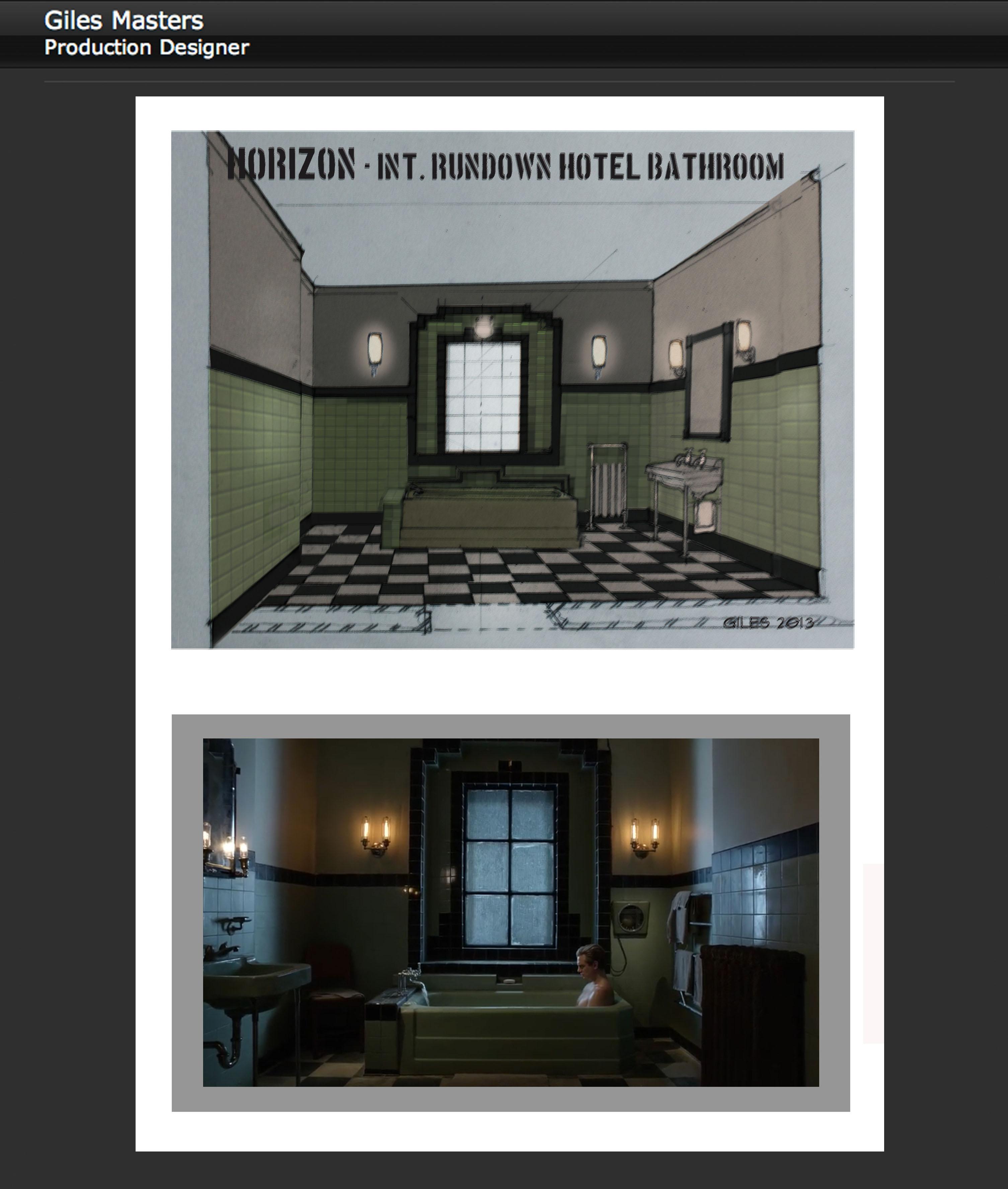 Int. Bathroom Concept & Final Set