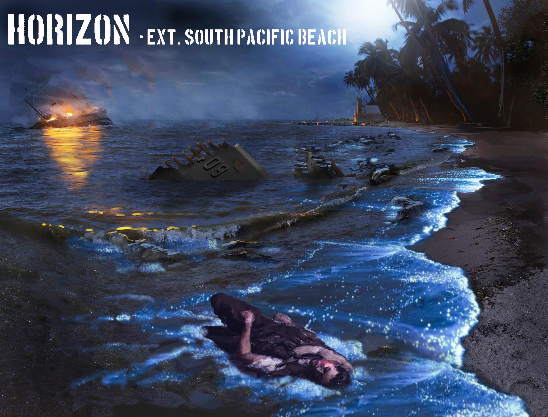 Sth Pacific Beach Concept
