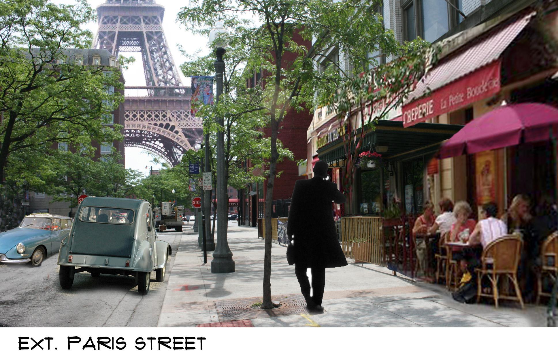 Ext. Paris St. Concept
