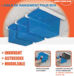 Rail Box pour CQFD