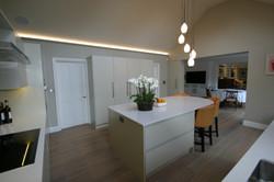 Autumnwood Kitchens - Handless in custom colour - Marlow 7