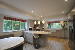 Autumnwood Kitchens - Solid Ash in frame shakerin Cashmere - Marlow 1
