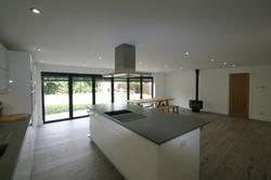 Autumnwood Kitchens - Handless in white gloss - Holmer Green 7