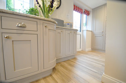 Autumnwood Kitchens - Solid Ash in frame shakerin Cashmere - Marlow 7