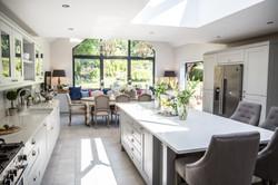 Autumnwood Kitchens - Two tone grey shaker 1
