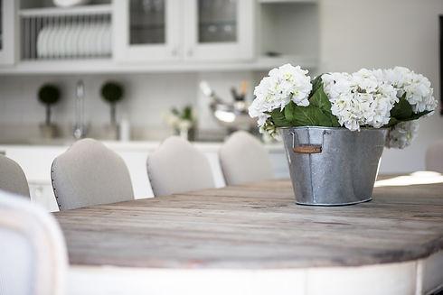 Autumnwood Kitchens - kitchen table