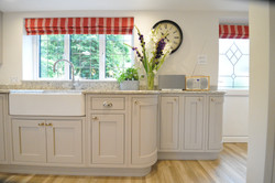 Autumnwood Kitchens - Solid Ash in frame shakerin Cashmere - Marlow 3