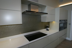 Autumnwood Kitchens - Handless in custom colour - Marlow 6