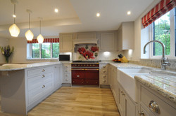 Autumnwood Kitchens - Solid Ash in frame shakerin Cashmere - Marlow 2