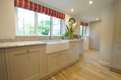 Autumnwood Kitchens - Solid Ash in frame shakerin Cashmere - Marlow 4