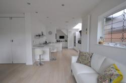Autumnwood Kitchens - Handless in Gloss White - Marlow 6