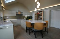 Autumnwood Kitchens - Handless in custom colour - Marlow 2