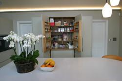 Autumnwood Kitchens - Handless in custom colour - Marlow 3