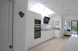Autumnwood Kitchens - Handless in Gloss White - Marlow 1