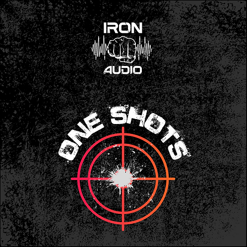 One Shot Drum Samples