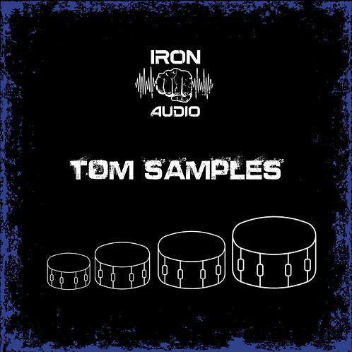 Tom Drum Samples