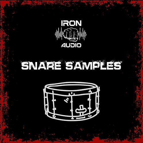 Snare Drum Samples