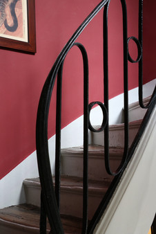 escalier XXIIIe