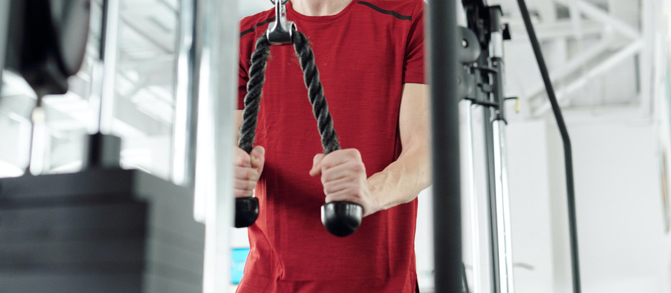 4 Best Exercises For Bigger and Wider Triceps