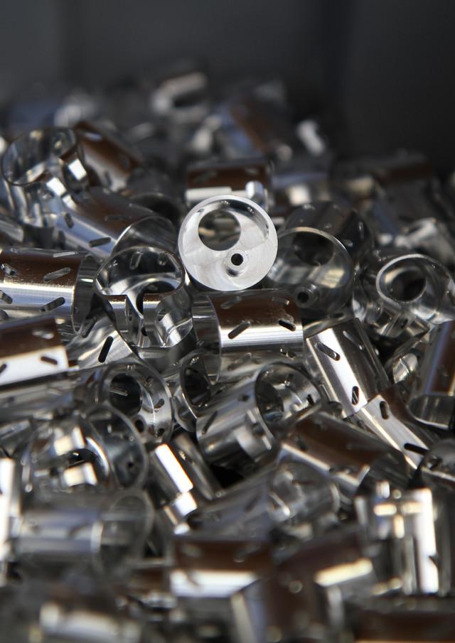 Aluminum Swiss Part