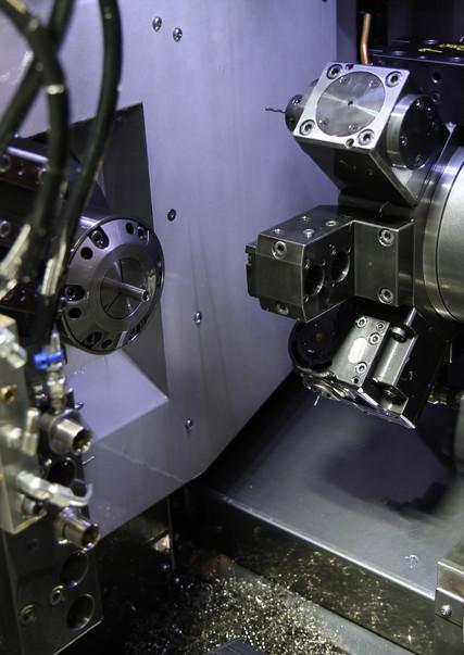 Powerhouse of a Machine