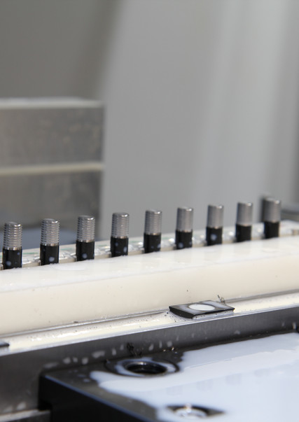 Second Operation Thread Milling