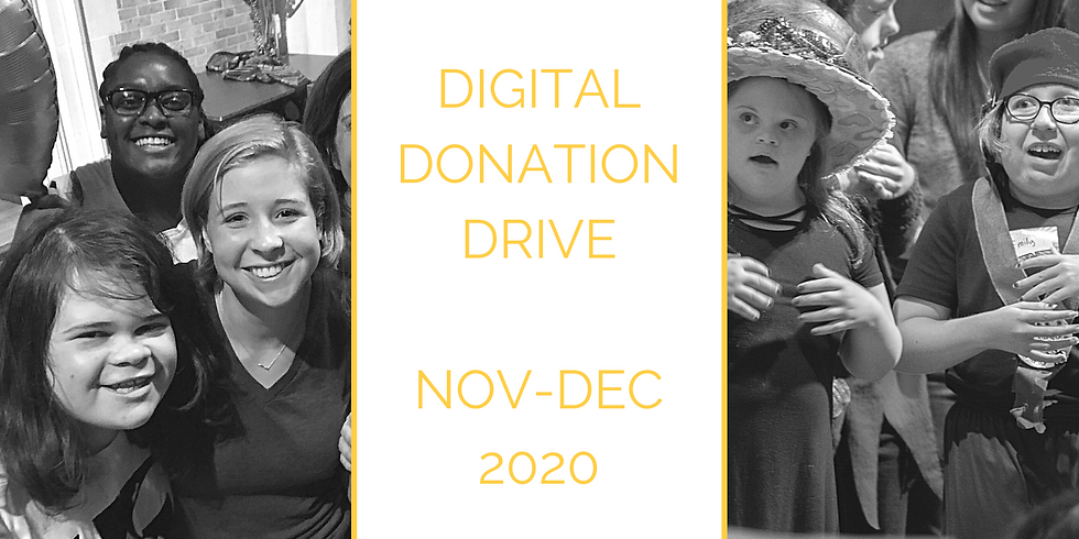Digital Donation Drive for Pink Umbrella Theater