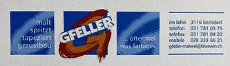 LOGO Gfeller-Malerei