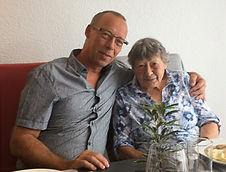 Martin Gfeller mit Elly Gfeller, Gfeller-Malerei
