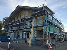 Lehn 1, 3116 Kirchdorf isoliert, eingerüstet