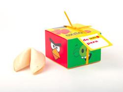 Caja cubo x 1 und impresa