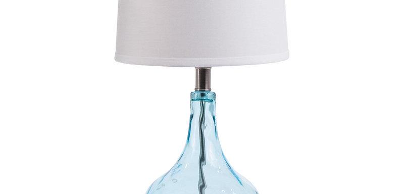 Blue Coral Lamp