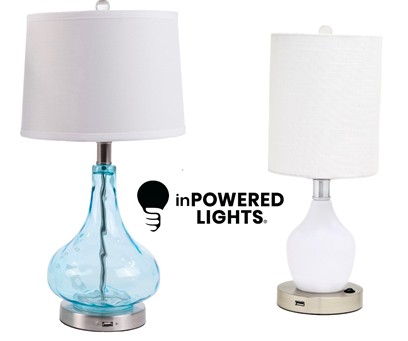 inPOWERED lights work when the power doesn't by Fred Fishkin