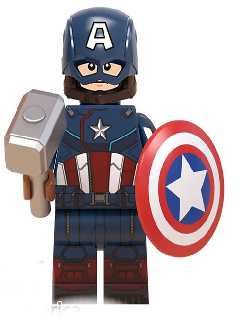 Captain - with Hammer