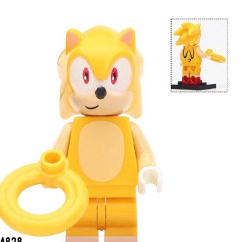 Yellow Hedgehog