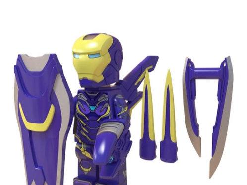 Iron - Purple man