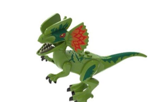 Green Dino -Large