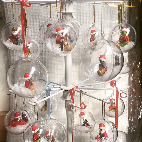 Christmas Baubles - large