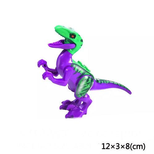Velociraptor - purple