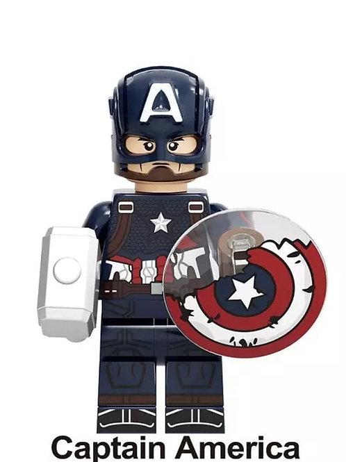 Cap - Broken shields