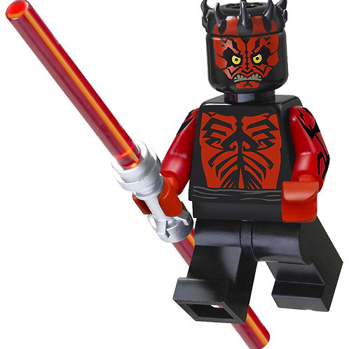 The evil Sith Lord Maul