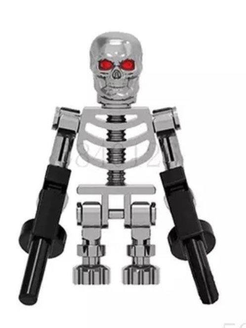 Robot assassin