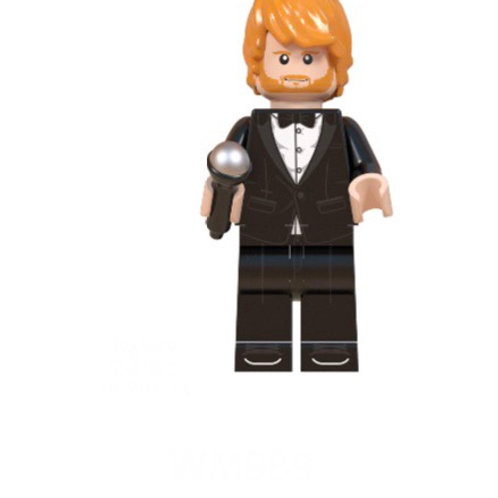 Suited Ed
