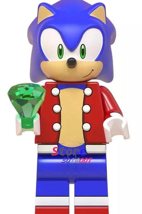 Hedgehog - in a suit