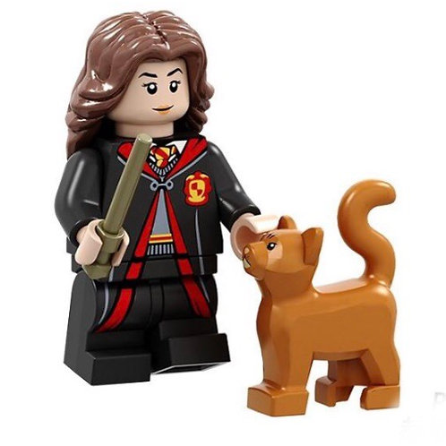 Potter - Granger with cat