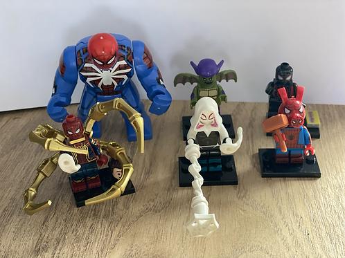 Reward -  Spider