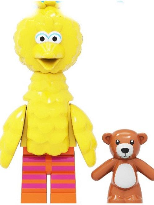 Bird and Teddy